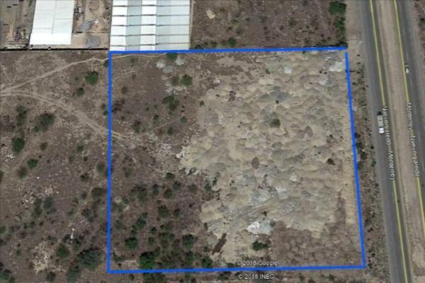 Foto de terreno habitacional en venta en  , salinas victoria, salinas victoria, nuevo león, 10065818 No. 01