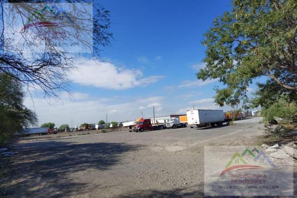 Foto de terreno habitacional en renta en  , salinas victoria, salinas victoria, nuevo león, 16067055 No. 02