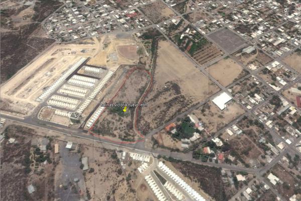 Foto de terreno habitacional en renta en  , salinas victoria, salinas victoria, nuevo león, 16559443 No. 01