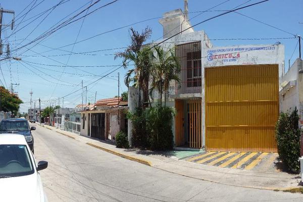 Foto de nave industrial en venta en  , salitral, carmen, campeche, 7961302 No. 01