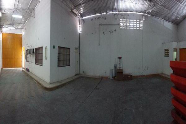 Foto de nave industrial en venta en  , salitral, carmen, campeche, 7961302 No. 04