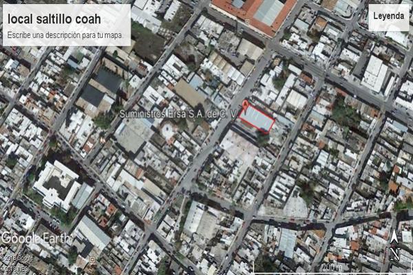 Foto de local en venta en  , saltillo zona centro, saltillo, coahuila de zaragoza, 16960232 No. 01