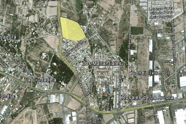 Foto de terreno habitacional en venta en  , saltillo zona centro, saltillo, coahuila de zaragoza, 3224960 No. 01