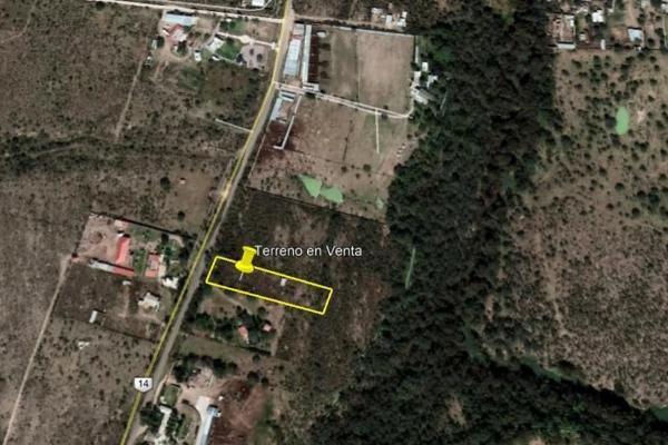 Foto de terreno habitacional en venta en  , salto de los salados, aguascalientes, aguascalientes, 11446148 No. 01