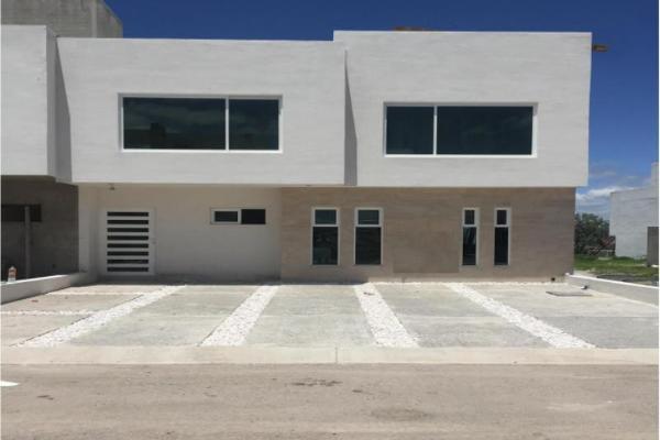Foto de casa en venta en salto del moro 1, nuevo juriquilla, querétaro, querétaro, 8288483 No. 01