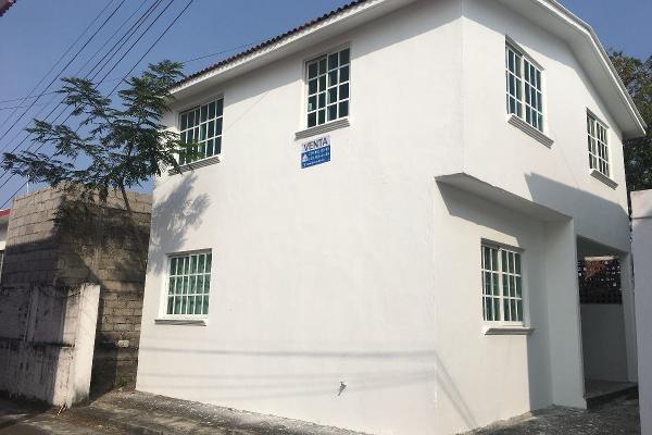 Foto de casa en venta en salvador gonzalez , adalberto tejeda, boca del río, veracruz de ignacio de la llave, 14035224 No. 01