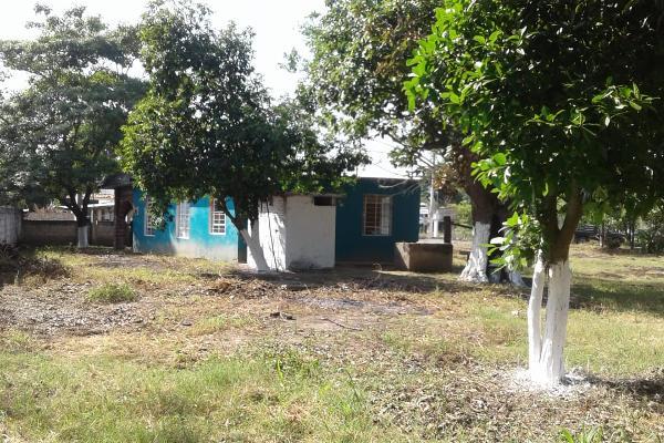 Foto de terreno habitacional en venta en salvador gonzález , salmoral, la antigua, veracruz de ignacio de la llave, 8867340 No. 01