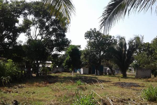 Foto de terreno habitacional en venta en salvador gonzález , salmoral, la antigua, veracruz de ignacio de la llave, 8867340 No. 03