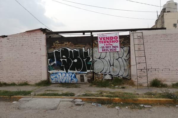Foto de terreno habitacional en venta en sam luis potosí , jardines de morelos 5a sección, ecatepec de morelos, méxico, 11407553 No. 03