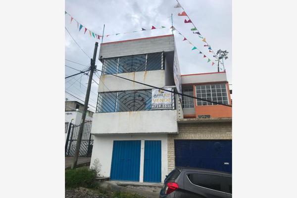Foto de casa en venta en san agustin poniente 2, san francisco tepojaco, cuautitlán izcalli, méxico, 5898216 No. 01