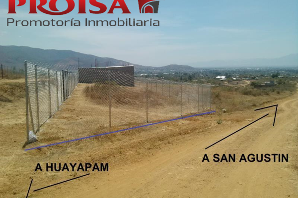 Foto de terreno habitacional en venta en  , san agustin yatareni, san agustín yatareni, oaxaca, 2734848 No. 03