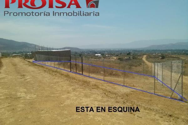 Foto de terreno habitacional en venta en  , san agustin yatareni, san agustín yatareni, oaxaca, 2734848 No. 05