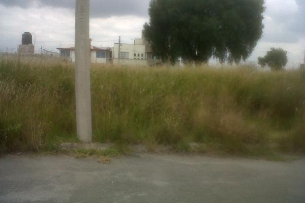Foto de terreno habitacional en venta en san alejo lote 32 manzana 128 , san francisco tepojaco, cuautitlán izcalli, méxico, 4409658 No. 01