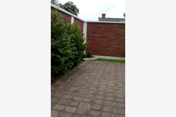 Foto de casa en venta en  , hacienda de las fuentes, calimaya, méxico, 5448530 No. 10