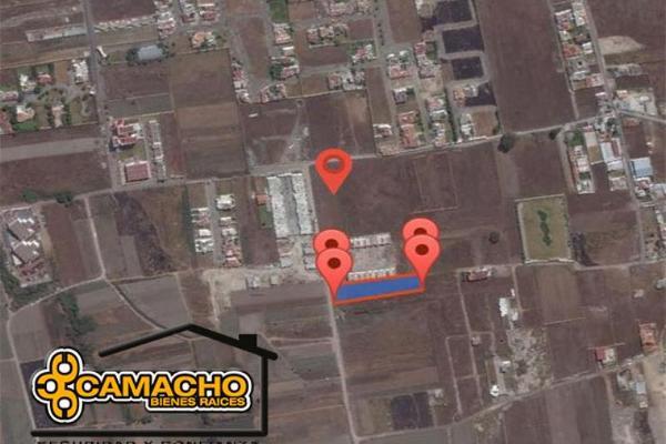 Foto de terreno habitacional en venta en  , san andrés cholula, san andrés cholula, puebla, 3091057 No. 01