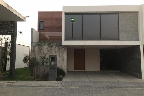 Foto de casa en venta en  , san andrés cholula, san andrés cholula, puebla, 8103357 No. 01