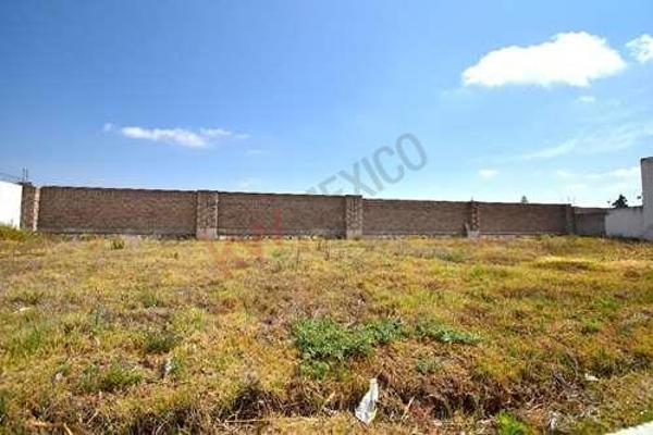 Foto de terreno habitacional en venta en  , san andrés cholula, san andrés cholula, puebla, 8848230 No. 09