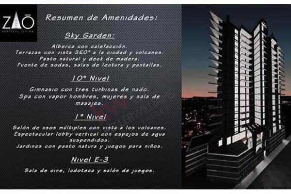 Foto de departamento en venta en  , san andrés cholula, san andrés cholula, puebla, 8850169 No. 03