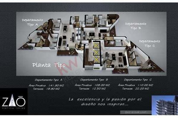 Foto de departamento en venta en  , san andrés cholula, san andrés cholula, puebla, 8850169 No. 05