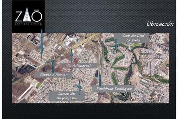 Foto de departamento en venta en  , san andrés cholula, san andrés cholula, puebla, 8850169 No. 45
