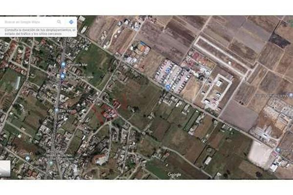 Foto de terreno habitacional en renta en  , san andrés cholula, san andrés cholula, puebla, 8855434 No. 03