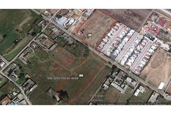 Foto de terreno habitacional en renta en  , san andrés cholula, san andrés cholula, puebla, 8855434 No. 10