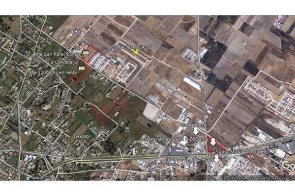 Foto de terreno habitacional en renta en  , san andrés cholula, san andrés cholula, puebla, 8855434 No. 13