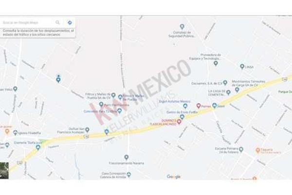 Foto de terreno habitacional en renta en  , san andrés cholula, san andrés cholula, puebla, 8855434 No. 23