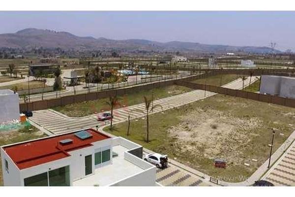 Foto de terreno habitacional en venta en  , san andrés cholula, san andrés cholula, puebla, 8856716 No. 14