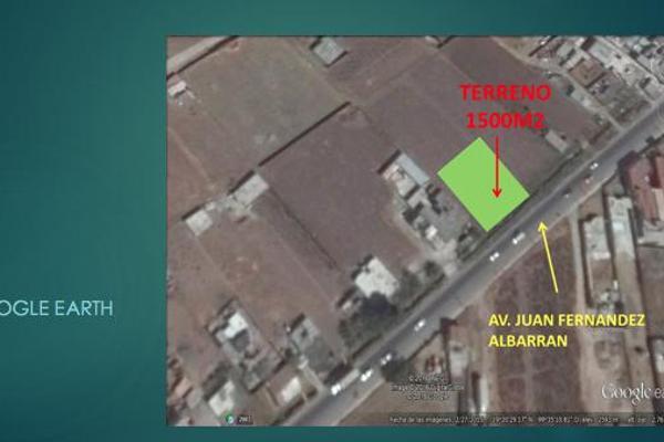 Foto de terreno habitacional en venta en  , san andrés cuexcontitlán, toluca, méxico, 7913460 No. 04