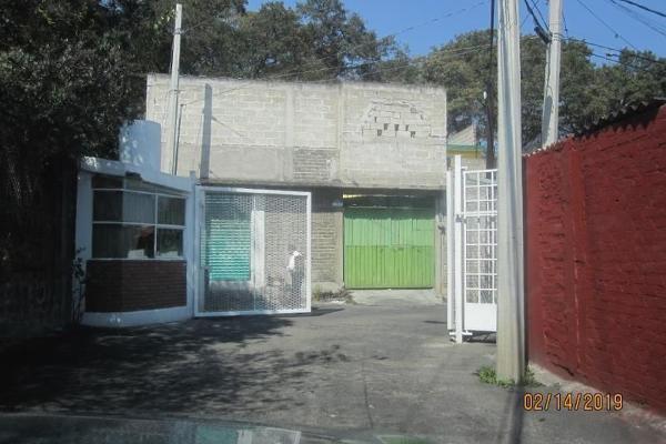 Foto de terreno habitacional en venta en  , san andrés totoltepec, tlalpan, df / cdmx, 14037537 No. 01
