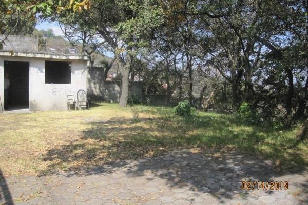 Foto de terreno habitacional en venta en  , san andrés totoltepec, tlalpan, df / cdmx, 14037537 No. 02