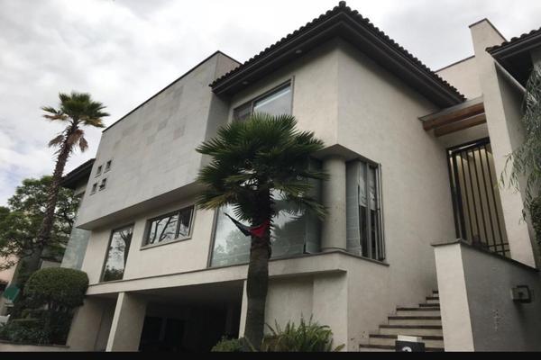 Foto de casa en venta en  , san angel, álvaro obregón, df / cdmx, 15247262 No. 01