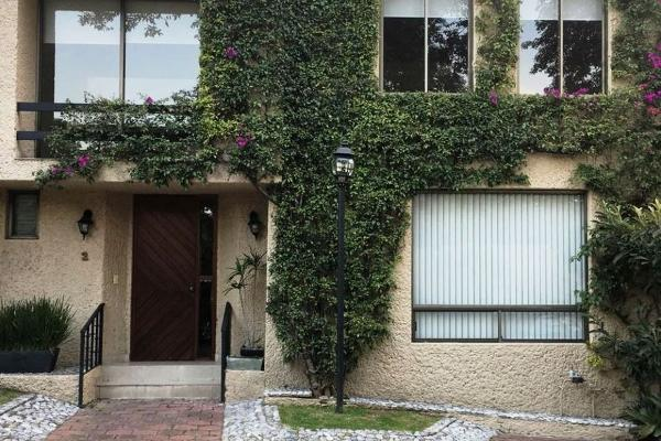 Foto de casa en venta en  , san angel, álvaro obregón, distrito federal, 4463435 No. 01
