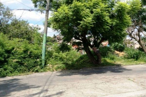 Foto de terreno habitacional en venta en  , san antón, cuernavaca, morelos, 10102651 No. 01