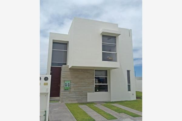 Foto de casa en venta en puerta natura 100 acacia, el pueblito, san luis potosí, san luis potosí, 9147609 No. 01
