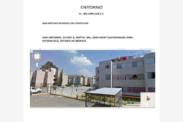 Foto de departamento en venta en san antonio 13, san juan tlalpizahuac, ixtapaluca, méxico, 5376342 No. 01