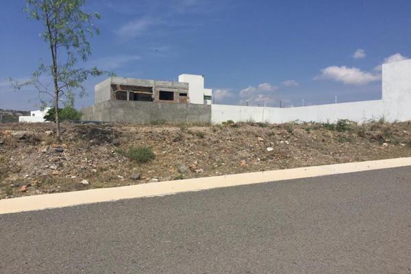Foto de terreno habitacional en venta en san antonio 4, nuevo juriquilla, querétaro, querétaro, 8291072 No. 01
