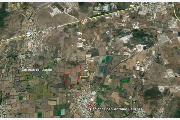 Foto de terreno comercial en venta en  , san antonio calichal, apaseo el alto, guanajuato, 4655621 No. 02