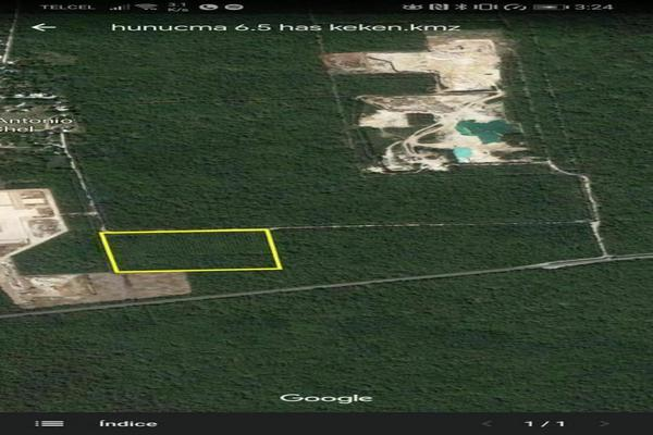 Foto de terreno industrial en venta en  , san antonio chel, hunucmá, yucatán, 0 No. 02