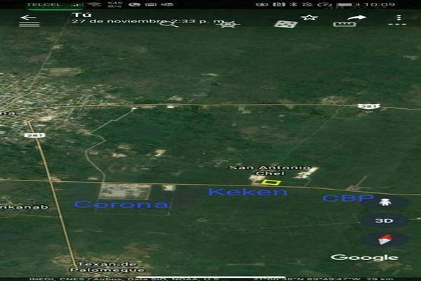 Foto de terreno industrial en venta en  , san antonio chel, hunucmá, yucatán, 0 No. 03