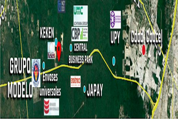 Foto de terreno industrial en venta en  , san antonio chel, hunucmá, yucatán, 0 No. 04