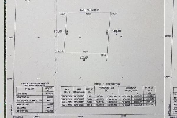 Foto de terreno habitacional en venta en  , san antonio chel, hunucmá, yucatán, 7860252 No. 03