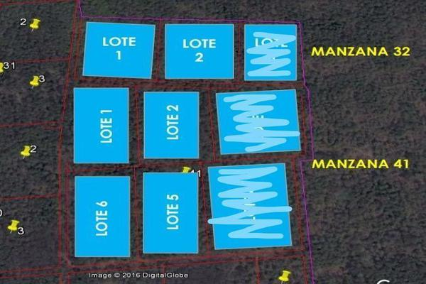 Foto de terreno habitacional en venta en  , san antonio chel, hunucmá, yucatán, 8902802 No. 01