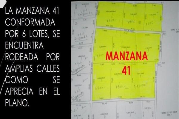 Foto de terreno habitacional en venta en  , san antonio chel, hunucmá, yucatán, 8902802 No. 03