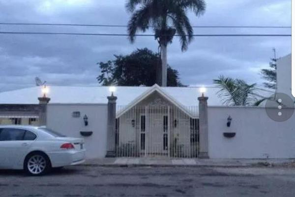 Foto de casa en venta en  , san antonio cinta, mérida, yucatán, 8339957 No. 01