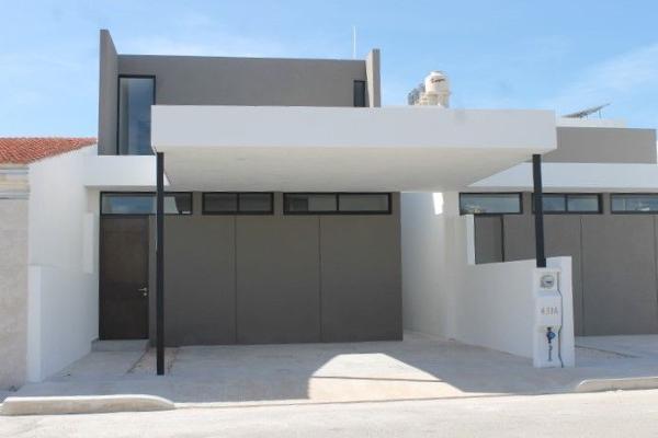 Foto de casa en renta en  , san antonio cucul, mérida, yucatán, 6200949 No. 01