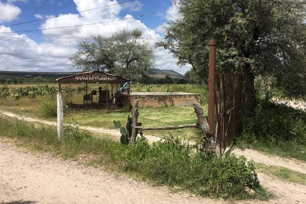 Foto de rancho en venta en  , castaño de abajo, san miguel de allende, guanajuato, 7299933 No. 01