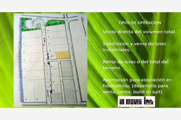 Foto de terreno industrial en venta en  , san antonio monterrey, salina cruz, oaxaca, 8853757 No. 01