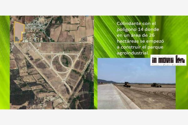 Foto de terreno industrial en venta en  , san antonio monterrey, salina cruz, oaxaca, 8853757 No. 02